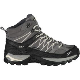CMP Campagnolo Rigel WP Chaussures de trekking mi-hautes Femme, graffite-gesso